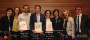 Invest in stories finalistes - APM