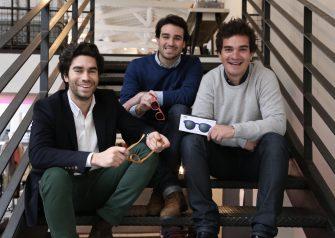 portrait 3 co-fondateurs IZIPIZI