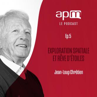 Rencontre avec le premier français à être allé dans l'espace, Jean-Loup Chrétien !
