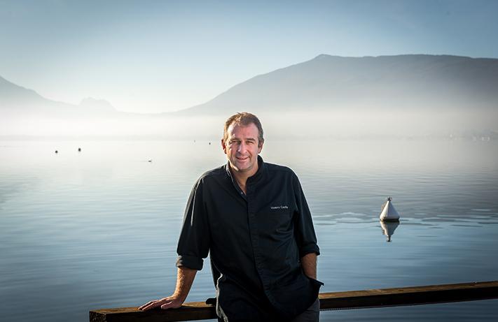 Dans l'intimité de Yoann CONTE, chef de la Maison Bleue à Annecy