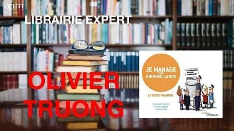 Olivier Truong, invité de la Librairie des experts Apm