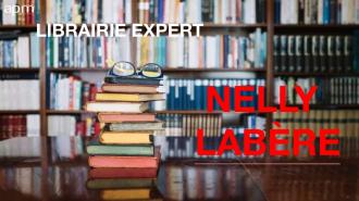 La librairie des experts avec Nelly Labère, auteure et experte Apm
