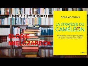 Librairie des experts Apm : Elodie Mielczareck, la stratégie du caméléon